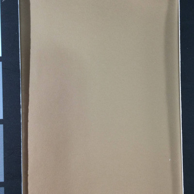 3.8 Yard Piece of Satin Finish Vinyl Fabric | Burnished Gold | Upholstery / Bag Making | 54 Wide