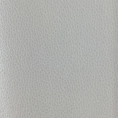 3.55 Yard Piece of Faux Leather Vinyl Fabric | Off White Light Grain | Felt-Backed | Upholstery / Bag Making | 54 Wide