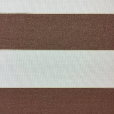 """3.8 Yard Piece of Vintage Striped Sunbrella 