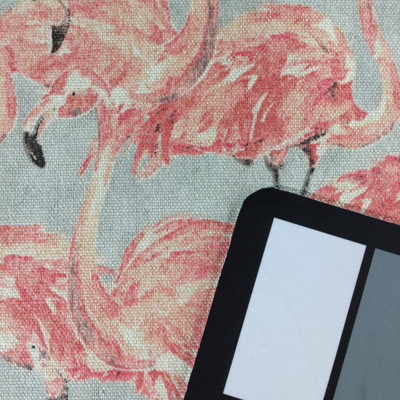 """Beach Social Flamingos by P/K Lifestyles 