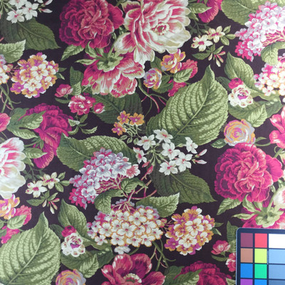 """Floral Flourish by Waverly 
