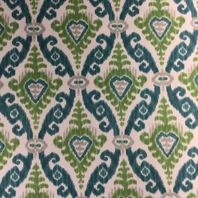 """East Indies Ikat by PKL Studio 