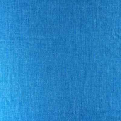 Two Tone Turquoise Blue  | Vintage Drapery / Apparel Fabric  | Linen Wave 100% Poly | 54 Wide | By the Yard