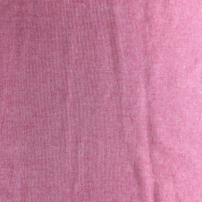 Two Tone Muted Red | Vintage Drapery / Apparel Fabric  | Linen Wave 100% Poly | 54 Wide | By the Yard