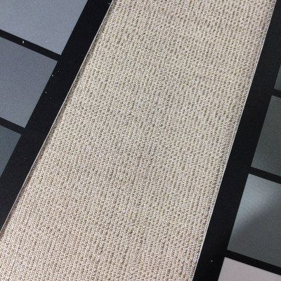 """2.8 Yard Piece of Awning Weight Sunbrella   Silica Silver   60"""" Wide   Outdoor Upholstery"""