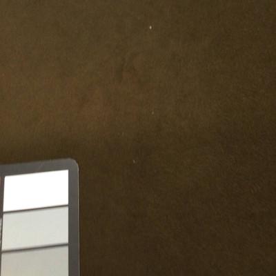 brown fleece microfiber fabric