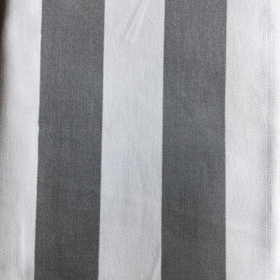 Vertical Stripes Gray / White | Home Decor Fabric | Premier Prints | 54 Wide | By the Yard