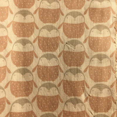 Waddle Penguins Pink / White   Home Decor Fabric   Premier Prints   54 Wide   By the Yard