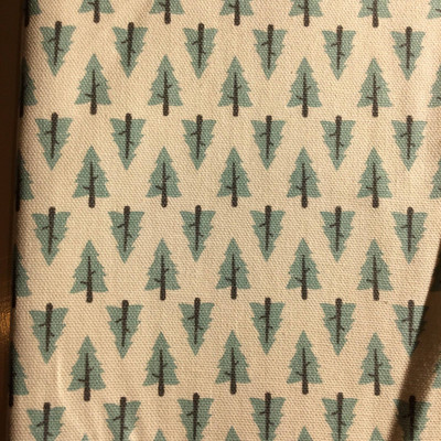 Forest Pines Green / White | Home Decor Fabric | Premier Prints | 54 Wide | By the Yard