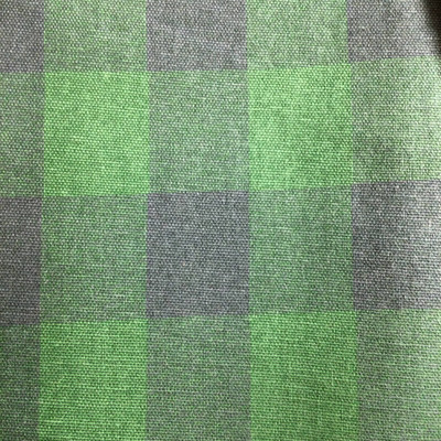 Buffalo Plaid Check Blue / Green | Home Decor Fabric | Premier Prints | 54 Wide | By the Yard
