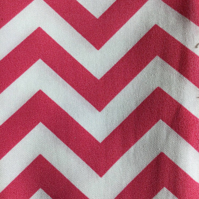 Chevron Pink / White | Home Decor Fabric | Premier Prints | 54 Wide | By the Yard
