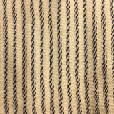 Ticking Stripes Blue / White   Home Decor Fabric   Premier Prints   54 Wide   By the Yard