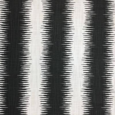 jagged stripes fabric