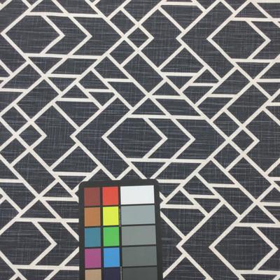 dark gray white geometric