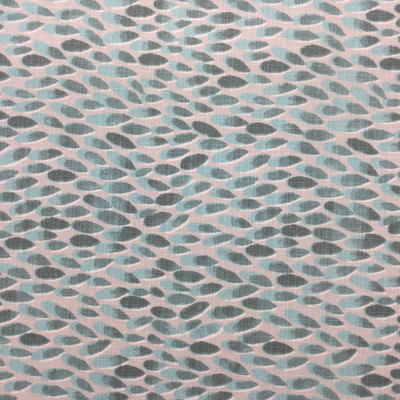 Teardrops Blue / Gray | Home Decor Fabric | Premier Prints | 54 Wide | By the Yard