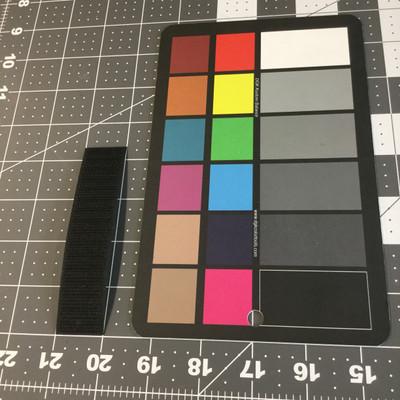 """1"""" Velcro Brand HOOK   Black   Sew-on Fastener"""