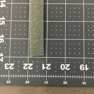 "3/4"" Velcro Brand LOOP | Foliage Green | Sew-on Fastener (2)"
