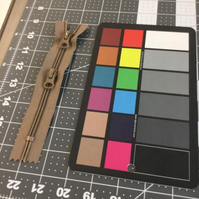 coil zipper