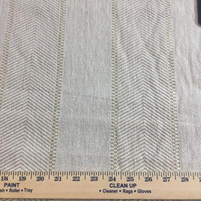pre stamped herringbone fabric