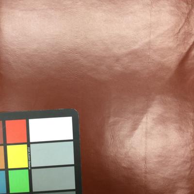 cinnamon brown faux leather vinyl