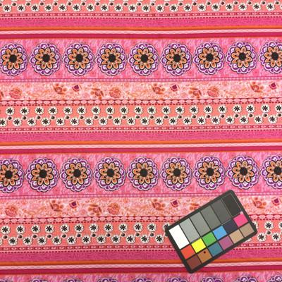bohemian sheer fabric