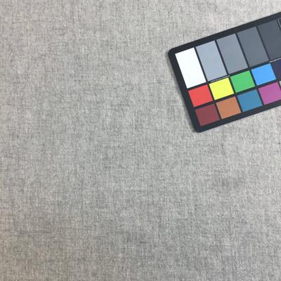 heathered light gray