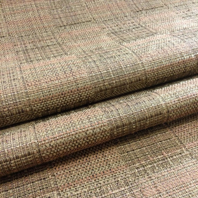 """Brown Textured Weave 