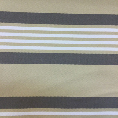 """Gray / Beige / White Stripes 