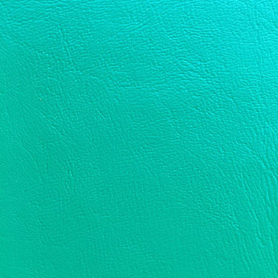 1.9 Yard Piece of Kelly Green Faux Leather Vinyl Upholstery Fabric | 54 wide | By the Yard