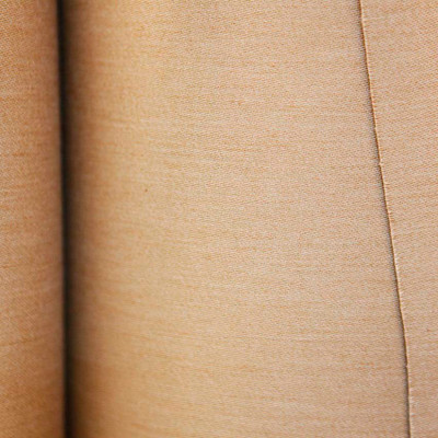 3 Yard Piece of Tan Soft Door / Convertible Top Jeep Fabric By The Yard