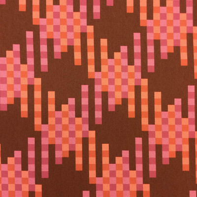 3.8 Yard Piece of Sunbrella Lilac ii Patio Pink | 64064-0333 |  | Furniture Wght Fabric |54| BTY