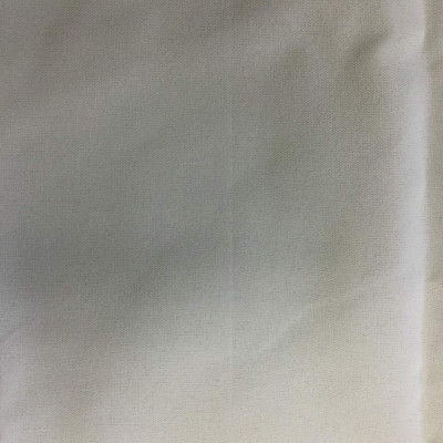 3.8 Yard Piece of Solid Pure White Upholstery / Slipcover Fabric   54 Wide   By the Yard   Durable