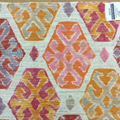 """Bright Modern Aztec 