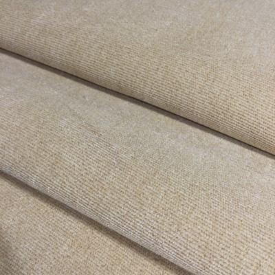 "Light Tan Microfiber Velvet | Upholstery Fabric | 54"" Wide | By the Yard"