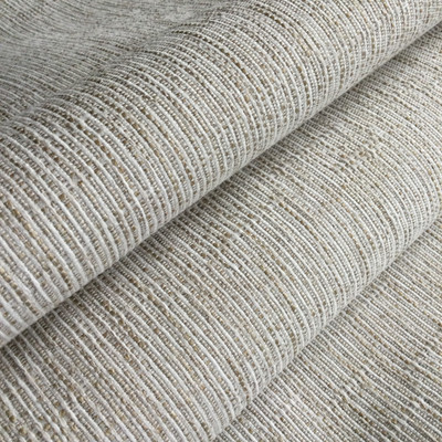 """Linen Off White Textured Weave   Yolo in Linen by Richloom   Heavy Upholstery Fabric   54"""" Wide   By the Yard"""