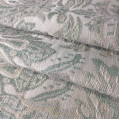 """Traditional Floral Jacquard 