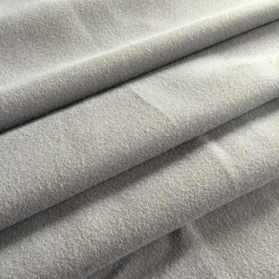 """Solid Medium Grey   Drapery / Slipcover Fabric   54"""" Wide   By the Yard"""