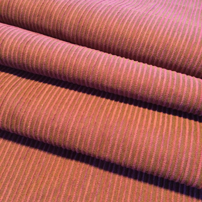 """Purple Ribbed Chenille 