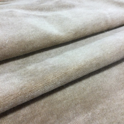 """Soft Heathered Taupe Velvet 