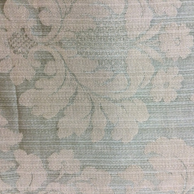 """Sage Green Damask   Medium Weight Upholstery / Slipcover Fabric   54"""" Wide   By the Yard"""
