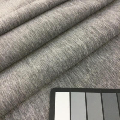 """Dove Grey Brushed Chenille   Upholstery Fabric   54"""" Wide   Heavy Weight   By the Yard"""
