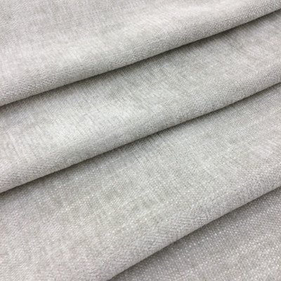 """Bonbon in color Silver Grey   Chenille Upholstery Fabric   54"""" Wide   Heavy Weight   By the Yard"""