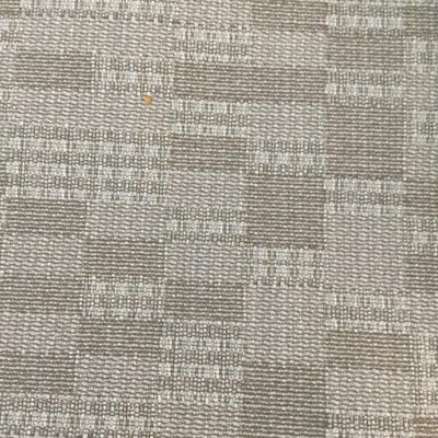 1.125 Yard Piece of Office Furniture Geometric Upholstery Fabric In Muted Green   54 W   By the Yard