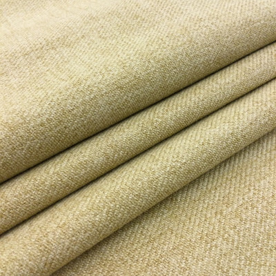 """Unforgettable in color Dijon   Golden Yellow   Microfiber Fabric   Upholstery / Heavy Drapery   54"""" Wide   By the Yard"""