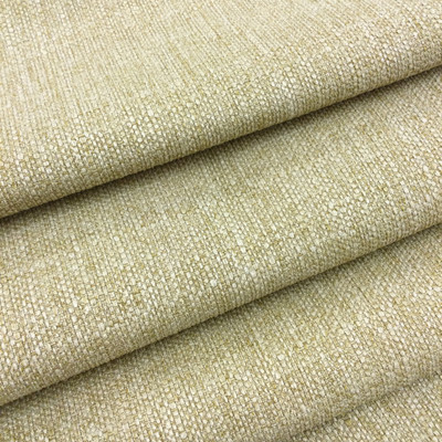 """Barrah in color Harvest   Greenish Gold Slub Weave   Upholstery / Drapery Fabric    54"""" Wide   By the Yard   Durable"""