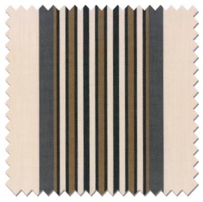 Multiple Stripes Grey & Beige  60 Inch Furniture Weight (GARDEN) | Indoor / Outdoor Upholstery Fabric