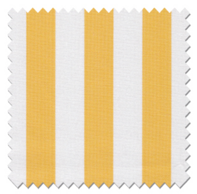Balos Yellow White 54 Inch Furniture Weight (GARDEN)   Indoor / Outdoor Upholstery Fabric