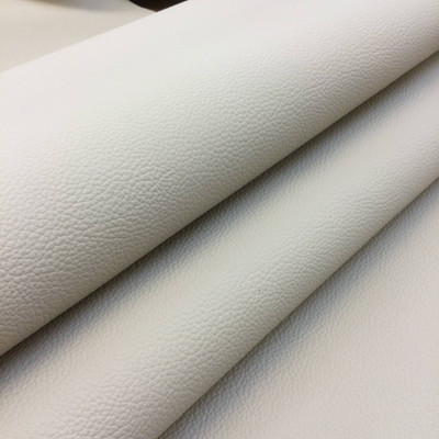 "Beige Faux Leather Vinyl Automotive Headliner | Foam-Backed | Mercedes | 1/4"" Thick | 54"" Wide | Bag Stabilizer / Sew Foam | By the Yard"