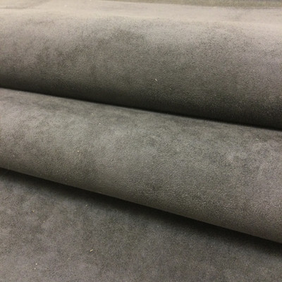 """Grey Faux Suede Automotive Headliner - Foam-Backed 
