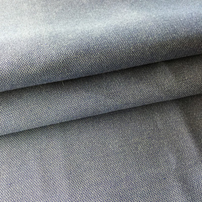2.625 Yard Piece of Medium Blue   Indoor / Outdoor Fabric   Upholstery / Drapery   54 Wide   By the Yard